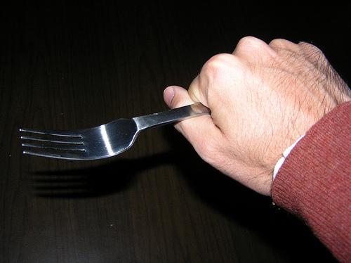 Fork grip