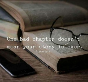 one bad chapter